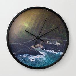 Makapuu Beach in Oahu, Hawaii Wall Clock