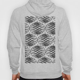 Curly Pattern 08 Hoody