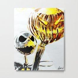 Jack Metal Print