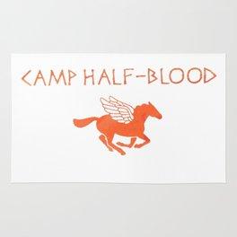 camp half blood original Rug