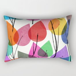 dialogue 1 Rectangular Pillow