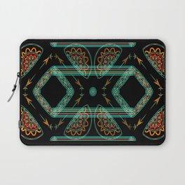 African Melon Print Laptop Sleeve