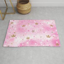 Pink Princess Rug