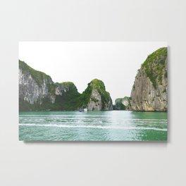 Halong Bay Metal Print
