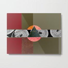 CONCEPT N2 Metal Print
