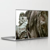heroes Laptop & iPad Skins featuring Heroes by LessThanThr3ee