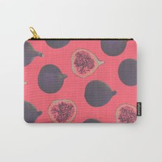 Fig pattern Carry-All Pouch