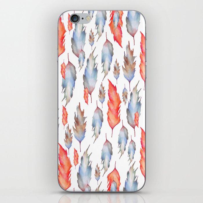 Leaves Too iPhone Skin