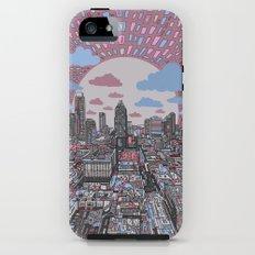 austin texas city skyline Tough Case iPhone (5, 5s)