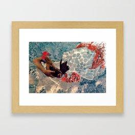 #11 Framed Art Print