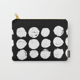 oo // hugs // blk Carry-All Pouch