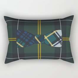 Plaid on Plaid Rectangular Pillow