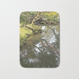 Tree Reflection Bath Mat