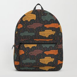 Cars of the 70s Backpack
