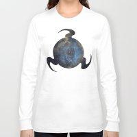 homestuck Long Sleeve T-shirts featuring Mind by Darkerin Drachen