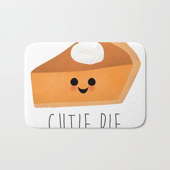 Cutie Pie Bath Mat