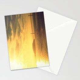 Sunrise Bay Bridge Stationery Cards
