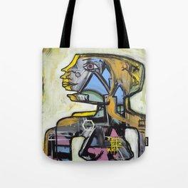 Bee Princess Tote Bag