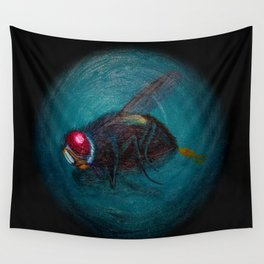 Dead Fly Wall Tapestry