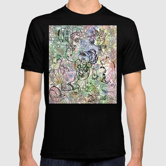 Anymanimals+Whatlifethrowsatyou    Nonrandom-art1 T-shirt