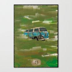 Lost - season 3 Canvas Print