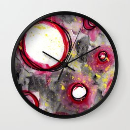 Parasitic Wall Clock
