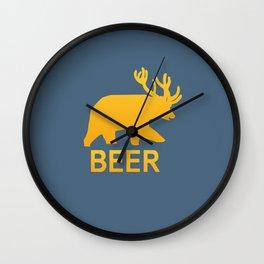 Life is strange - Beer Wall Clock