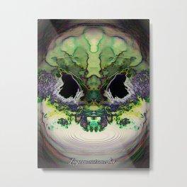 ALIEN 1 - 011 Metal Print