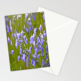 Bluebells Meadow #decor #society6 Stationery Cards