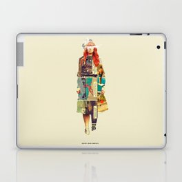 Until She Smiles Laptop & iPad Skin