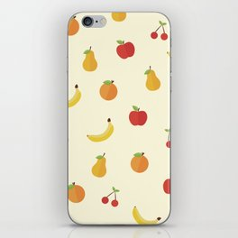 Fruit Basket iPhone Skin