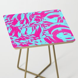 Chaos Side Table
