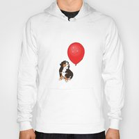 balloon Hoodies featuring Balloon by Meredith Mackworth-Praed