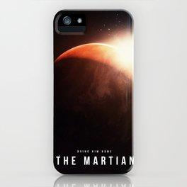 Martian iPhone Case