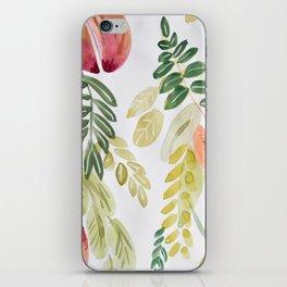 Peach Tree iPhone Skin