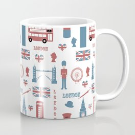 I love London Coffee Mug