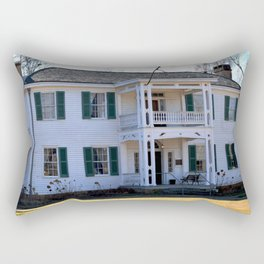 Cherokee Nation - The Historic George M. Murrell Home, No. 1 of 5 Rectangular Pillow