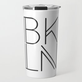 Brooklyn Travel Mug