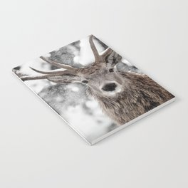 WINTER STAG Notebook