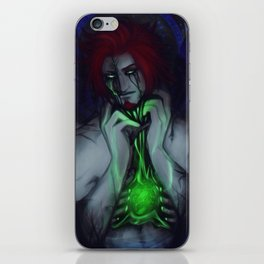The Hanged Man  iPhone Skin