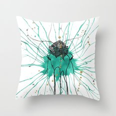 She Was Like Ice Cream And Roses, So Good, So Sweet Throw Pillow