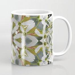 Lacy Serviceberry kaleidoscope - Amelanchier 0033 k5 Coffee Mug
