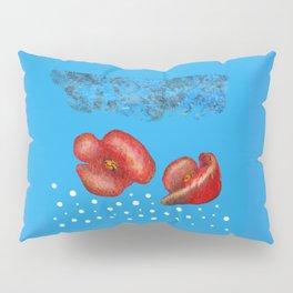 Coquelicot et brume bis Pillow Sham