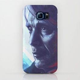 Wounded smoke iPhone Case