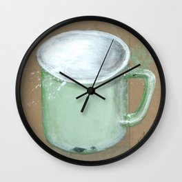 Melamine Mug » These are the things I use to define myself Wall Clock