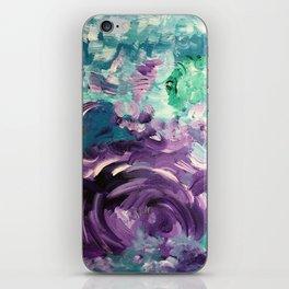 Sea Purple iPhone Skin
