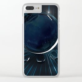 EGFX BOOMYBOLLIX M316 Clear iPhone Case