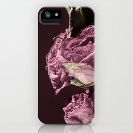 Age is Beauty iPhone Case