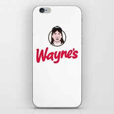Wayne's Single #1 iPhone & iPod Skin