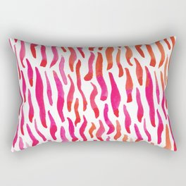 Río Rosado Rectangular Pillow